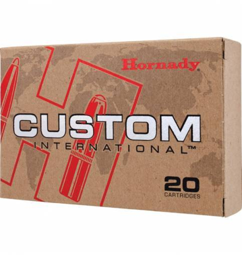 Custom International, 6.5x55 140gr ETX (Box of 20)