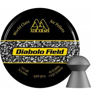 Air Arms Diabolo Field 22 / 5.52 / 16gr (PF25.52)
