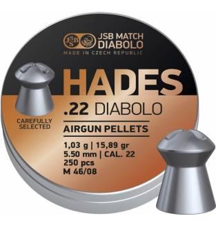 JSB Diabolo Hades 22 / 5.5 / 15.89 gr