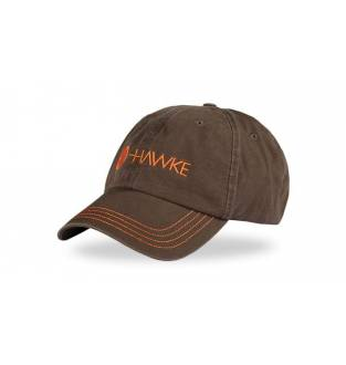 Hawke Optics Distressed Cap Grey/Orange