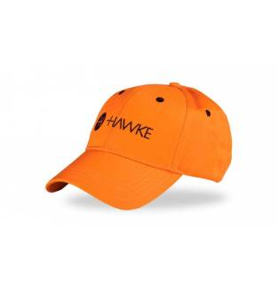 Hawke Optics Cotton Twill Cap Orange