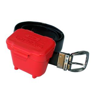 MTM Case-Gard Ammo Belt Pouch Red