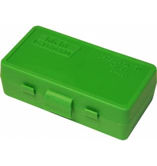 MTM Case-Gard P503 Pistol Ammo Box Green