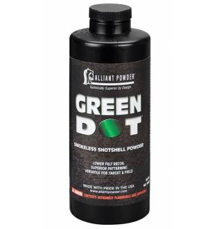 Alliant Powder Green Dot 1lb (Reach Compliant)