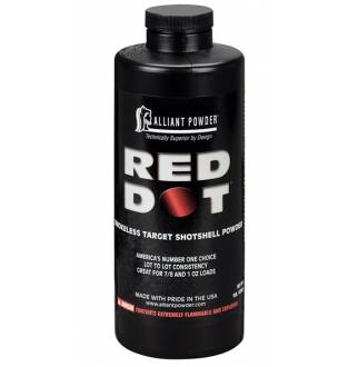Alliant Powder Red Dot 1lb (Reach Compliant)