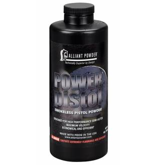 Alliant Powder Power Pistol 1lb (Reach Compliant)