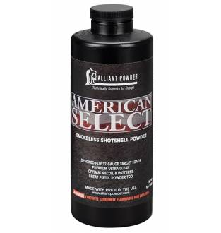 Alliant Powder American Select 1lb (Reach Compliant)