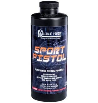 Alliant Powder Sport Pistol 1lb (Reach Compliant)