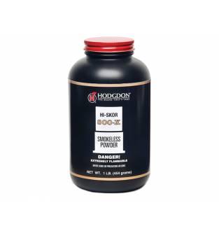 Hodgdon Powder HI-SKOR 800X 1lb (Reach Compliant)