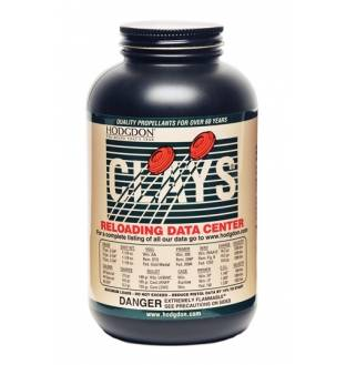 Hodgdon Powder Clays 14oz (Reach Compliant)