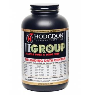 Hodgdon Powder Titegroup 1lb (Reach Compliant)