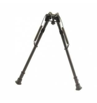 Harris 1A2 Series 13.5 to 23 Inch Bipod Smooth Leg Fixed Base