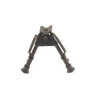 Harris S Series 6 to 9 Inch Bipod Smooth Leg Swivel Base