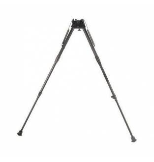 Harris S Series 12 to 25 Inch Bipod Smooth Leg Swivel Base
