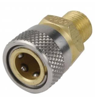 Best Fittings Quick Coupler Socket