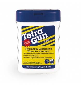 Tetra Gun Lubricating Wipes