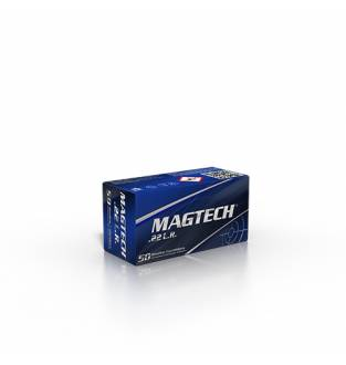Magtech CBC 22LR LRN 40GR SV Cartridges (Box of 50)