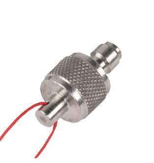 Best Fittings Dust Plug/Pressure Test Plug