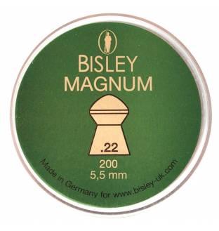 Bisley Magnum .22 Cal Tin of 200