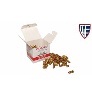 Fiocchi .22 Cal Dummy Launcher Blanks (Box of 200)