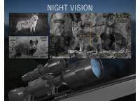 ATN X-Sight 4K Pro Smart HD Day/Night Riflescope 3-14x Magnification