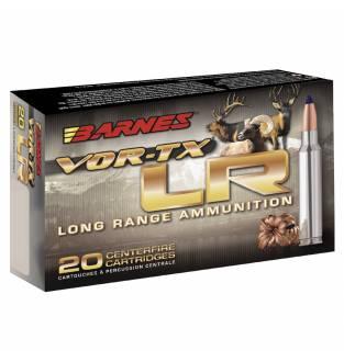 Barnes VOR-TX Long Range 6.5 Creedmoor 127gr LRX  (Box of  20)