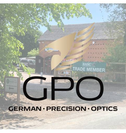 GPO Range Guide 2800m 10X50 HD LRF Binoculars (Laser Range Finder)