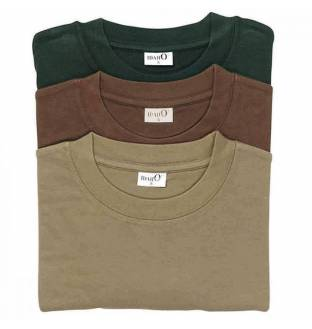 Percussion T-Shirts (Pack of 3)