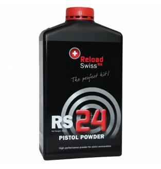 Reload Swiss RS RS24 Pistol High Energy (500g Bottle)
