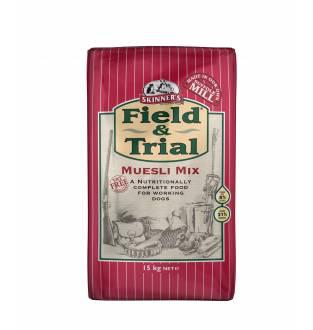 Skinners Field & Trial Muesli 15kg Bag