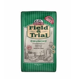 Skinners Field & Trial Crunchy 15kg Bag