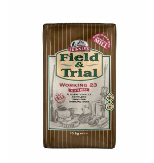 Skinners Field & Trial Working 23 15kg Bag