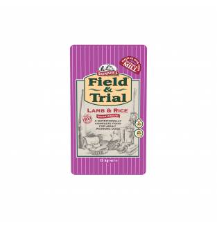 Skinners Field & Trial Lamb and Rice Adult 15kg Bag