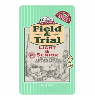 Skinners Field & Trial Light and Senior 15kg Bag