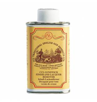 CCL Gunstock Finishing and Lacquer Remover 100ml