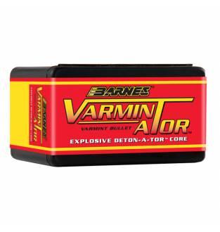 Barnes  Varminator HP FB 22 Cal 40gr (Box of  100)