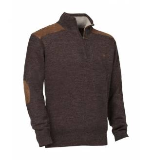 Verney-Carron Fox Zipped Sweater
