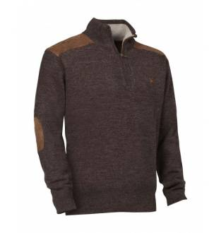Verney-Carron Fox Zipped Sweater