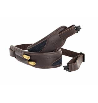 Blaser Rifle Sling Loden/Leather