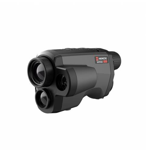 Hik Vision Gryphon 25mm Fusion Thermal and Optical Monocular - with Laser Range Finder