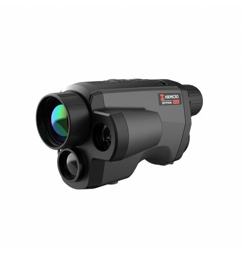 Hik Vision Gryphon 35mm Pro Fusion Thermal and Optical Monocular - with Laser Range Finder