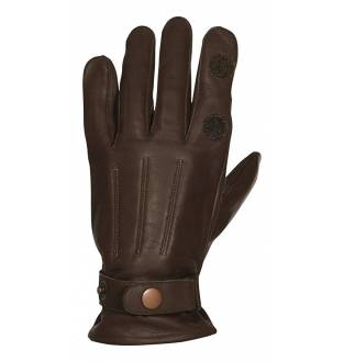 Percussion Rambouillet Leather Hunting Gloves