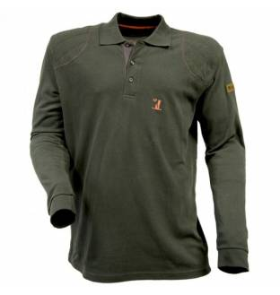 Percussion Long-Sleeved Hunting Polo