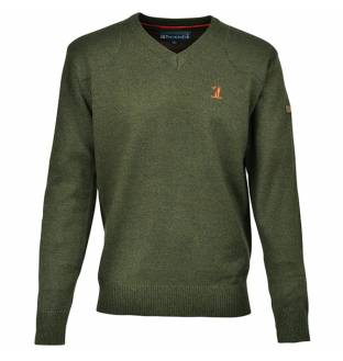 Percussion V-Neck Hunting Sweater