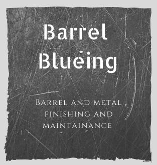 Barrel Blueing