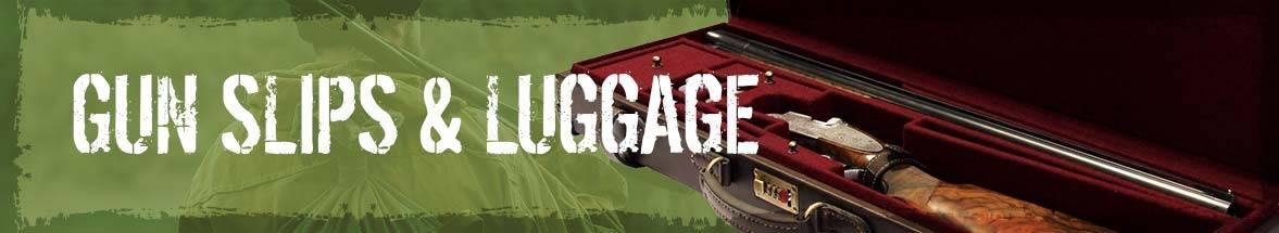 Gun Slips & Luggage
