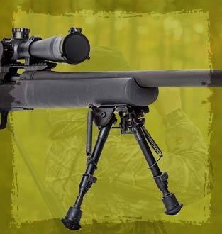 Bipods & Shooting Sticks