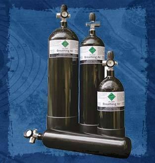 C02 & Cylinders