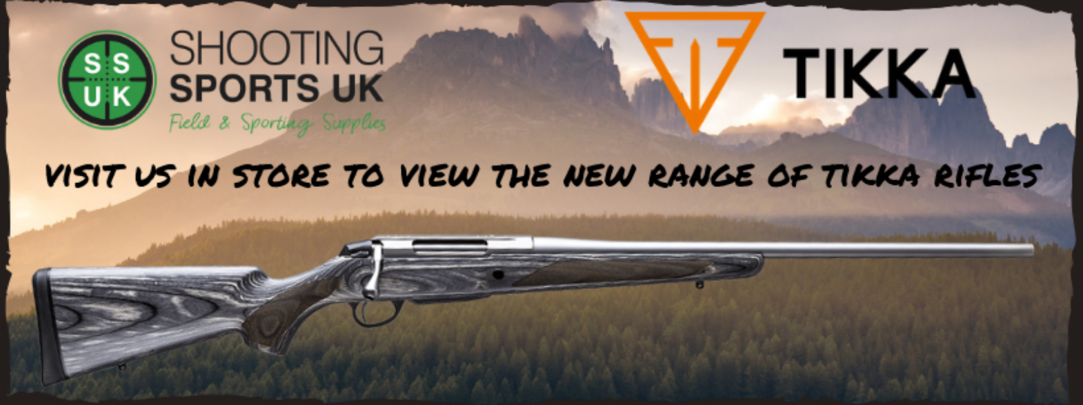 Shooting Sports UK | Field & Sporting Supplies
